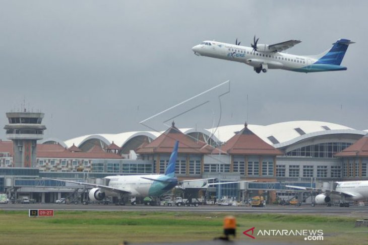 Ngurah Rai unaffected by low additional flight permit submissions