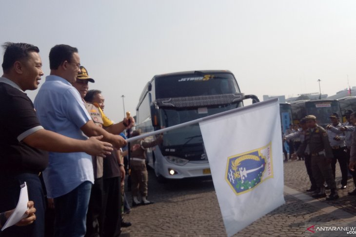 """""""Mudik"""" travelers enjoy smoother and safer trips this year"""