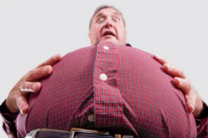Agar Lebaran tanpa keluhan perut  buncit
