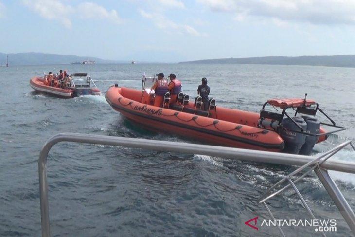 Petugas gabungan patroli Selat Bali amankan pemudik