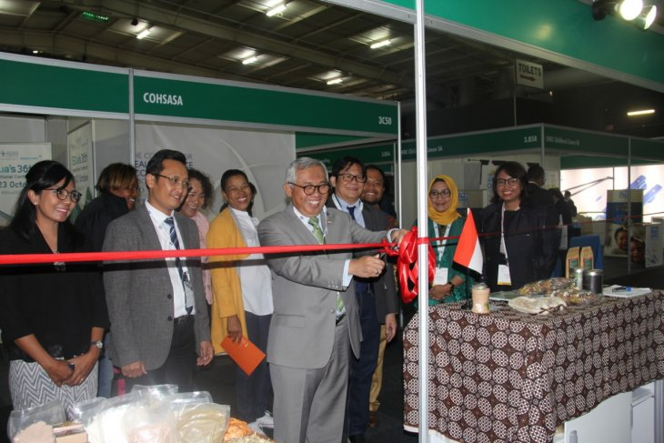Indonesia to augment sales of medicines, medical devices in Africa