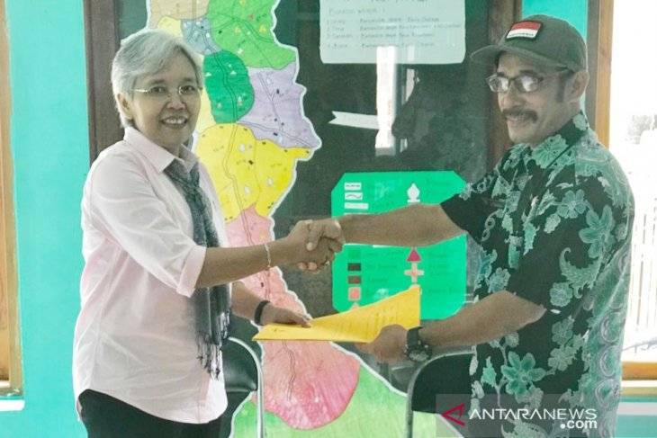 Unpak uji minat warga terhadap pertanian di Bogor