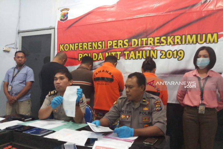 Police arrest four human trafficking suspects in East Nusa Tenggara