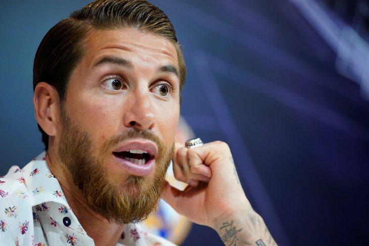 Zidane faktor Ramos bertahan di  Real Madrid