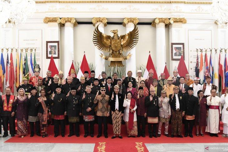 Menakar kabinet jilid II Jokowi lima tahun kedepan