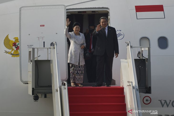 Ani Yudhoyono, the last wing of a soldier's daughter