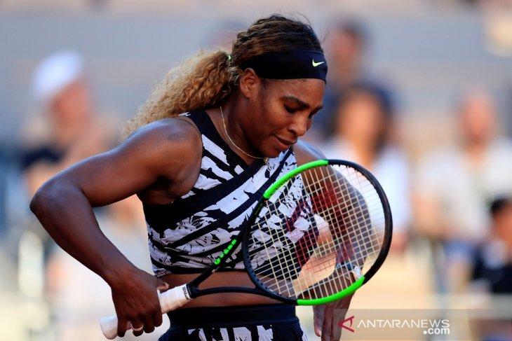 Serena Williams tersingkir di putaran ketiga di tangan Sofia Kenin