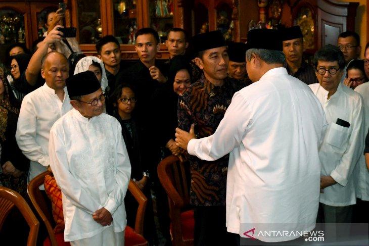President Joko Widodo to lead ceremony at Ani Yudhoyono's funeral