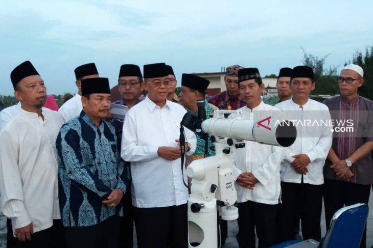 Kemenag Bengkulu umumkan Idul Fitri jatuh pada Rabu 5 Juni