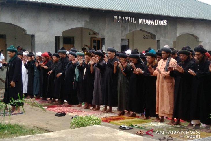 Jamaah An-Nadzir di Sulsel, shalat Idul Fitri hari ini
