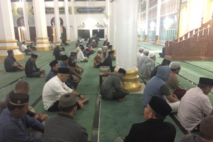 Aceh Tengah gelar takbir di masjid dan menasah