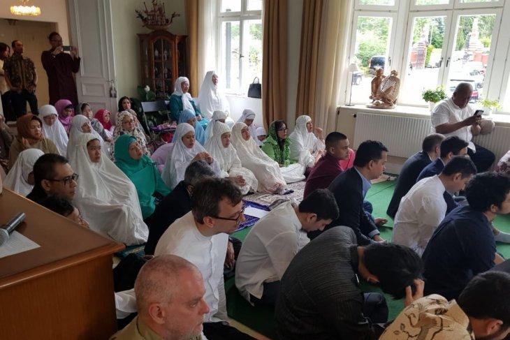 Hundreds of Indonesians enliven ied-al-fitr gathering in Sweden