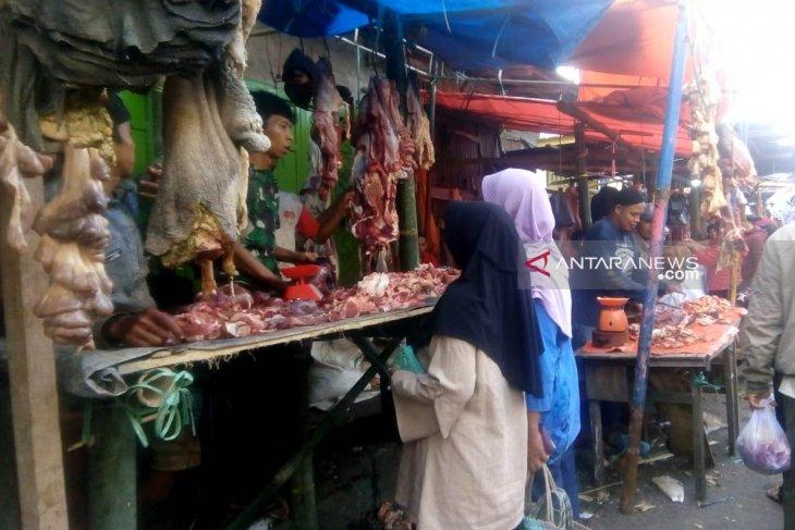 Harga daging sapi di Rejang Lebong mencapai Rp150.000
