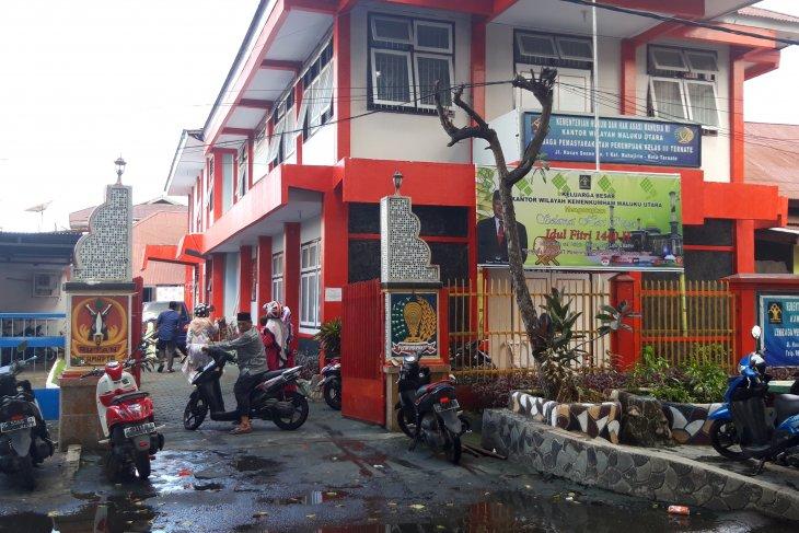 515 napi lapas dan rutan di Malut peroleh remisi Idul Fitri