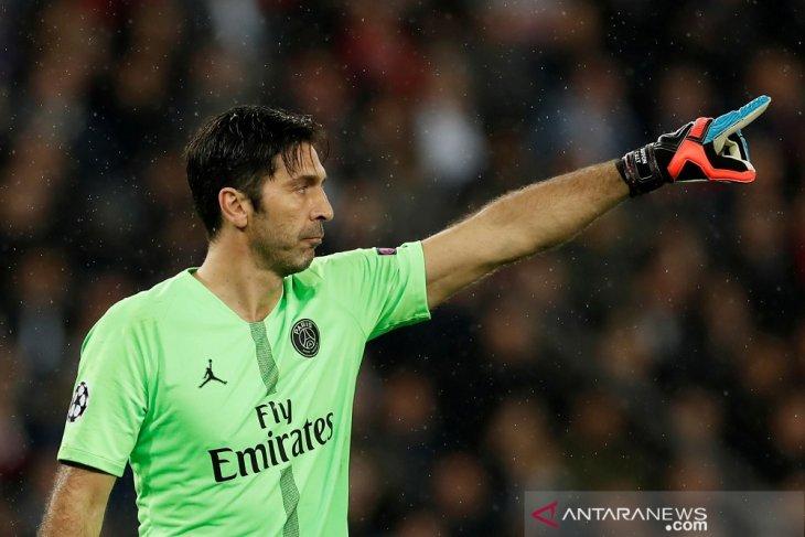 Selamat datang kembali di Turin, Buffon