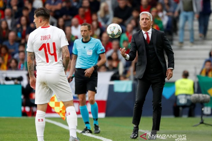 Kalah di semifinal, Swiss bidik tempat ketiga UEFA Nations League