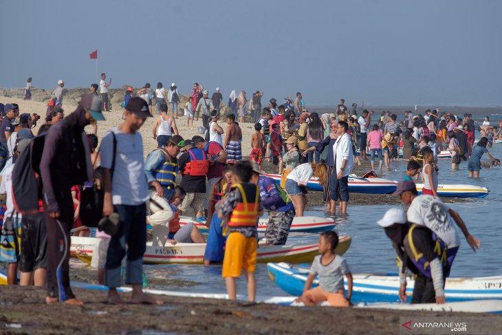 wisatawan asing ke Bali turun 7,83 persen