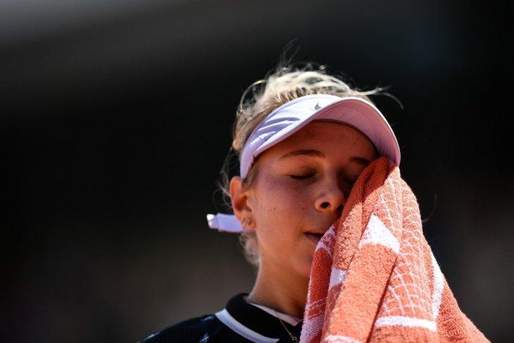 Anisimova mundur dari US Open
