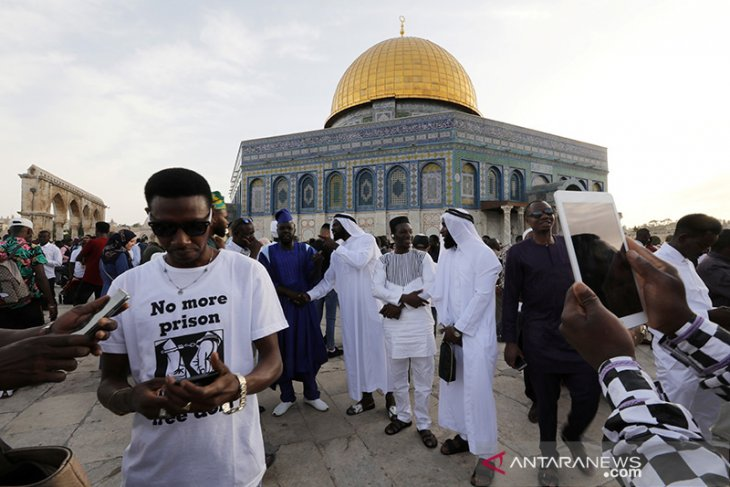 Masjid Al Aqsa tak akan dibuka untuk tarawih hindari corona