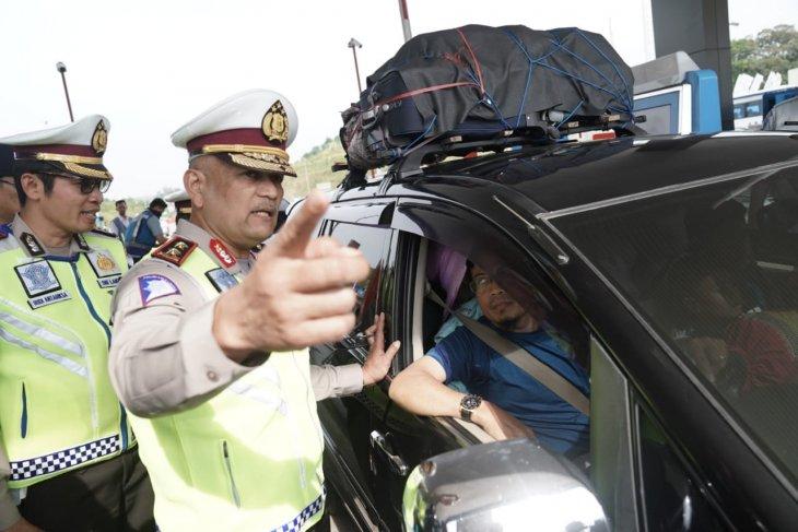 Korban meninggal kecelakaan selama Ops Ketupat 2019 turun 59 persen