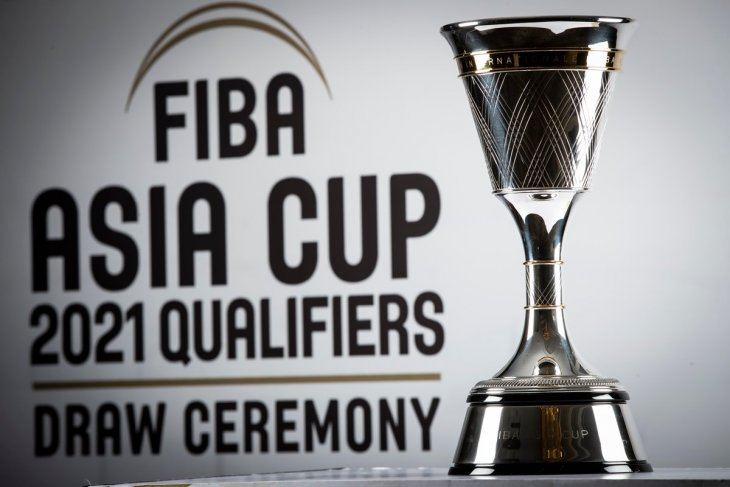 Tim Indonesia grup A FIBA Asia