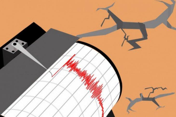 Gempa bumi magnitudo 5,4 guncang Jayapura akibat