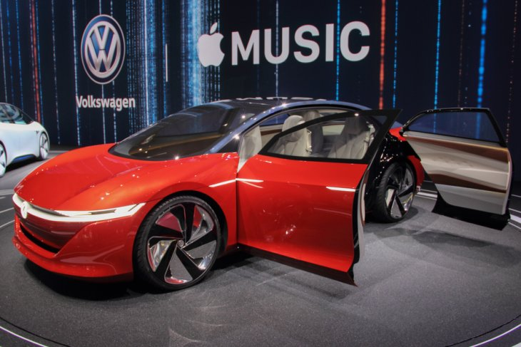 Apple beli startup swakemudi Drive Ai