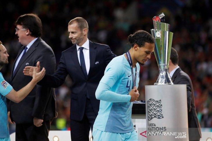Belanda kecewa kalah di final Nations League
