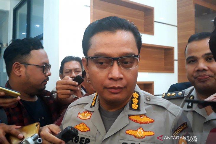 Police's anti-terrorism unit arrests four terror suspects  in Bekasi