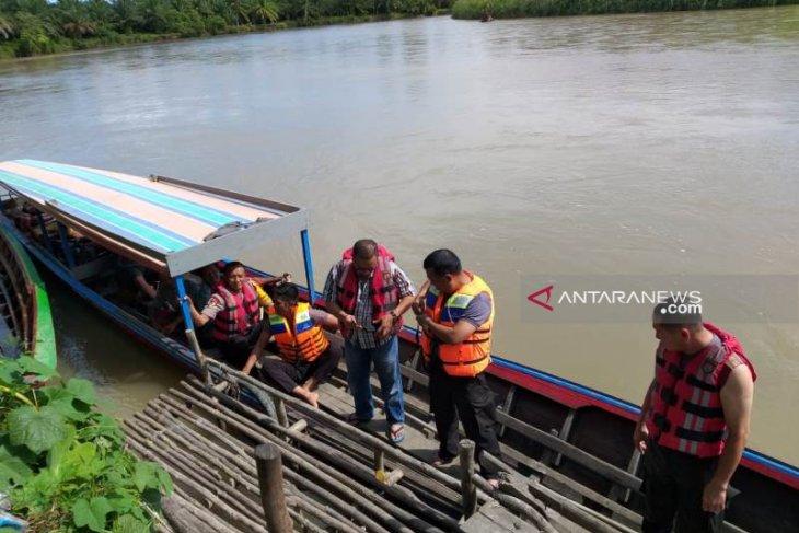 Tambah personel, pencarian bocah 11 tahun yang hanyut di Batang Toru dilanjutkan