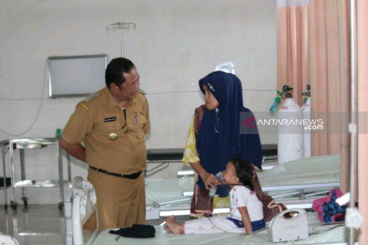 Wali Kota Padangsidimpuan sidak pusat pelayanan publik
