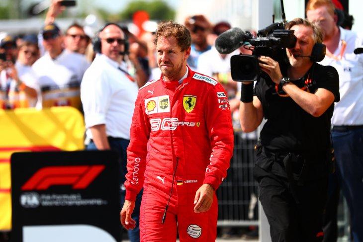 Ferrari bawa