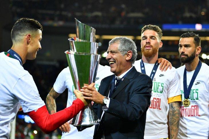 Portugal singkirkan Belanda juarai UEFA Nations League