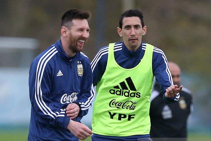 Demi Messi, Di Maria bersedia merapat ke Barcelona