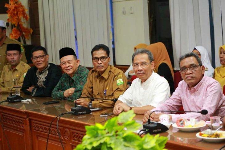 Disdik Aceh gelar halal bihalal pascalibur Idul Fitri