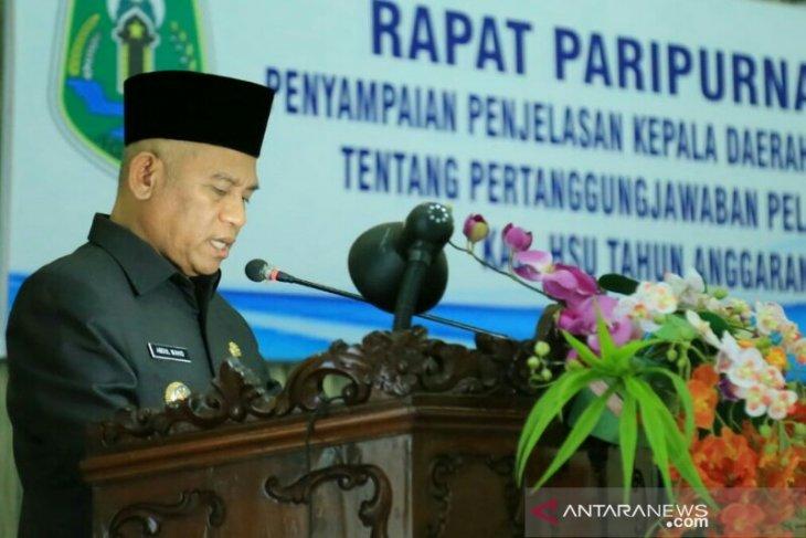 Wahid : APBD 2018 Diestimasi Defisit Malah Surplus