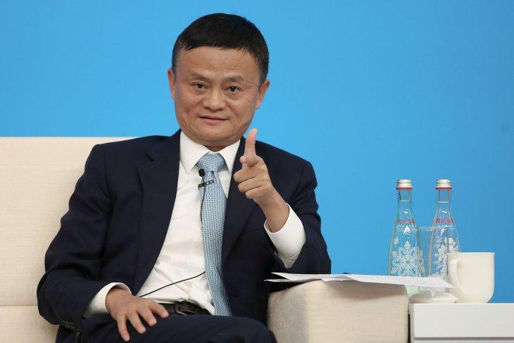 Pengusaha China Jack Ma gabung Sekjen PBB bahas kerja sama digital global