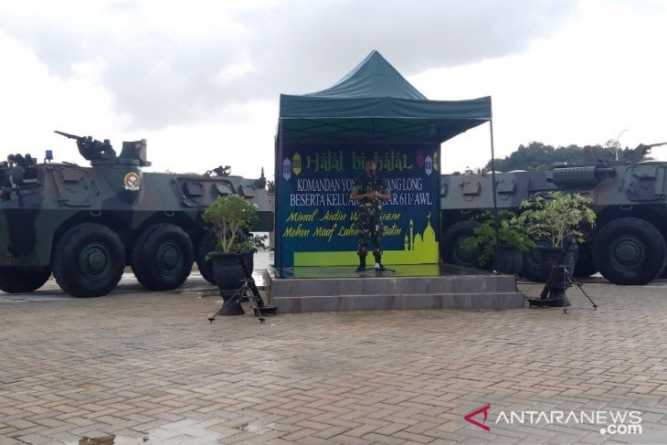 TNI siap menurunkan panser evakuasi korban banjir  Samarinda