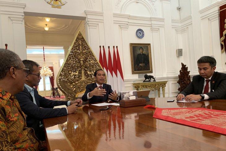 Sering dibully netizen, Jokowi katakan Kaesang justru senang