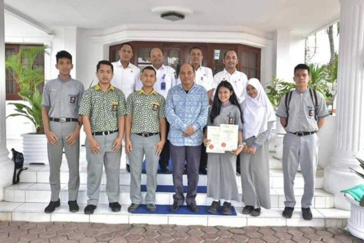 Pelajar Tebing Tinggi juara internasional di Malaysia