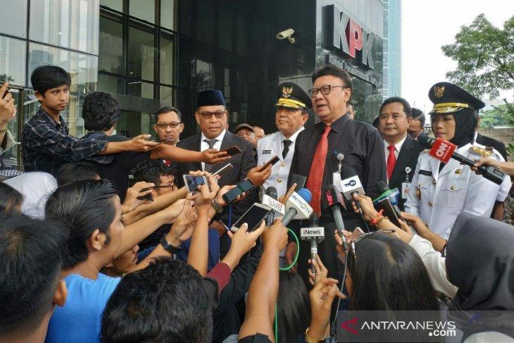 Mendagri ajak kepala daerah ke KPK diskusi pencegahan korupsi