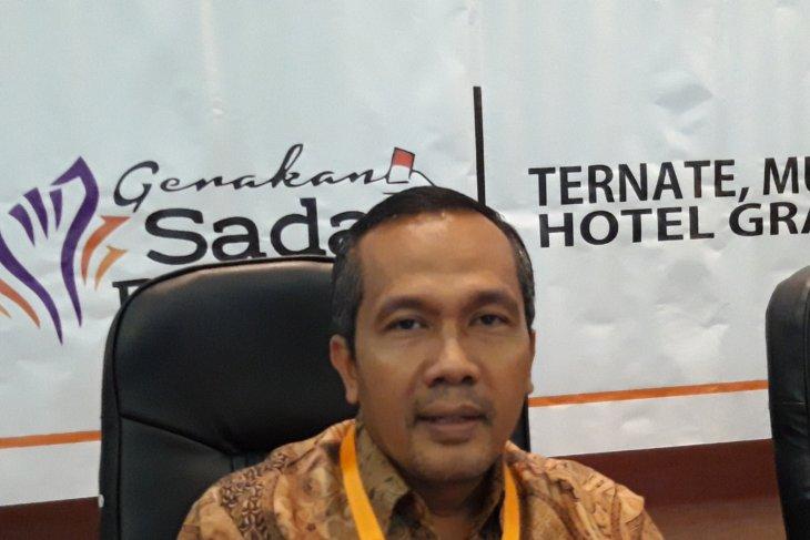 KPU Malut pastikan seluruh caleg terpilih telah masukkan LHKPN