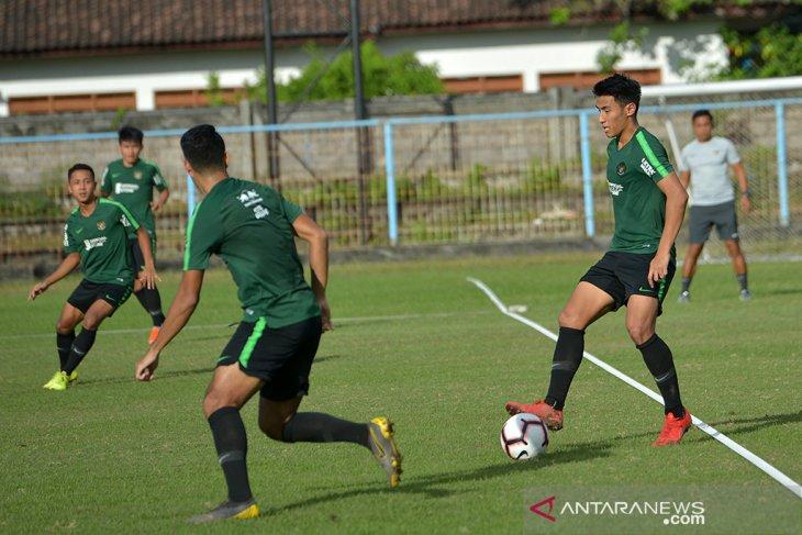 Latihan Timnas U-23 persiapan Sea Games