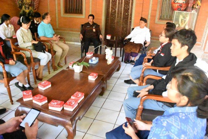 Siswa Denpasar lolos ikuti lomba penelitian internasional