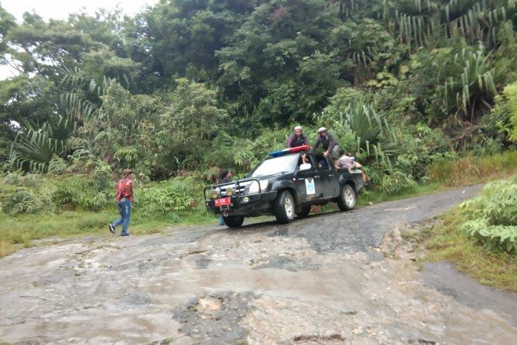 Ayah dan anak jadi korban sambaran petir di Gunung Sibayak