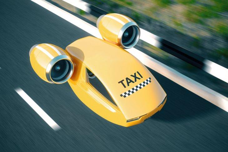 Taksi terbang Uber siap mengudara di Melbourne