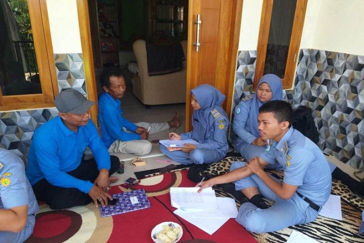 Mahasiswa Polbangtan Bogor belajar analisis kelembagaan petani di Desa Lemah Duhur