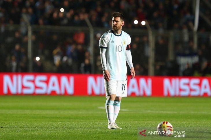 Messi dan upaya Argentina mengakhiri nirprestasi