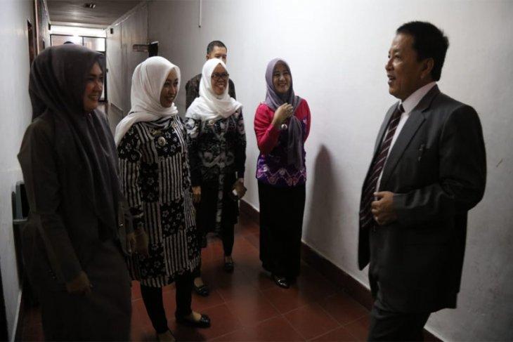 Gubernur Lampung Arinal Djunaidi Sidak OPD di Hari Pertama Bertugas