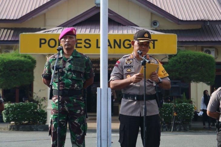 Kapolres : Satu kasus meninggal pada Operasi Ketupat 2019